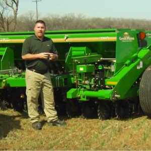 Conservation No-Till Seeder Drill Rental