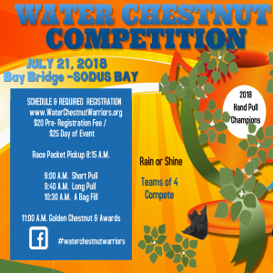 Water Chestnut Competition
